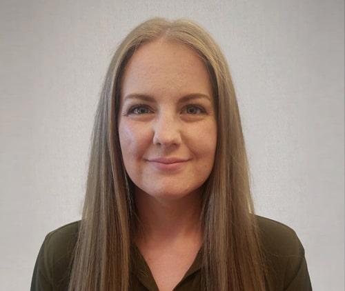 TraQline Analyst, Lauren Finck