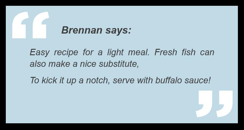 Brennan's grill tips