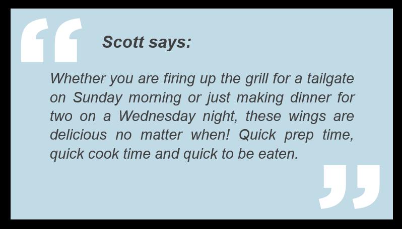 Scott's grill tips