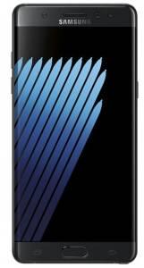 Samsung Galaxy Note 7 phone