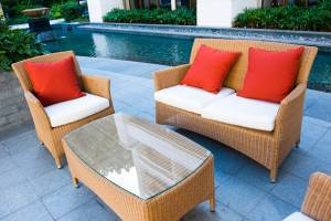 wicker patio furniture- patio market shares