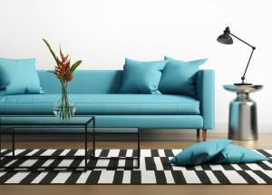 modern living room- furniture market share
