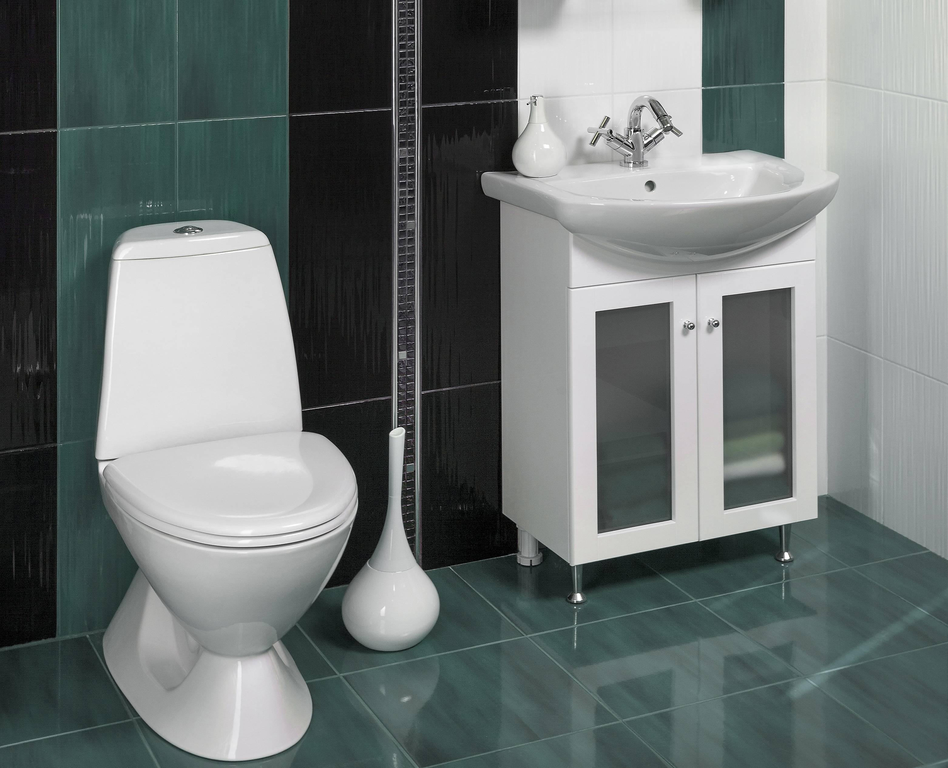 modern bathroom interior- kitchen & bath market shares