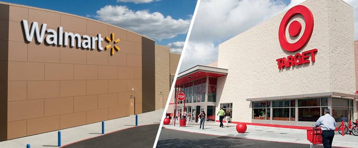 Retail Landscapes: Walmart vs Target